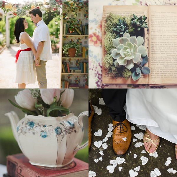Literary Themed Wedding Ideas (With Images)