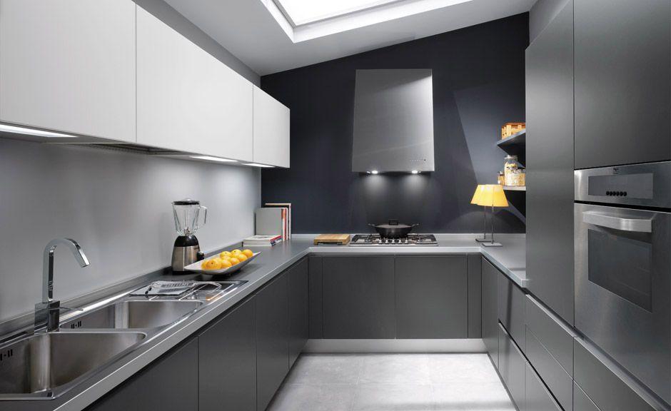 Mobili per cucina: Cucina One [b] da Ernestomeda   Cucina ...
