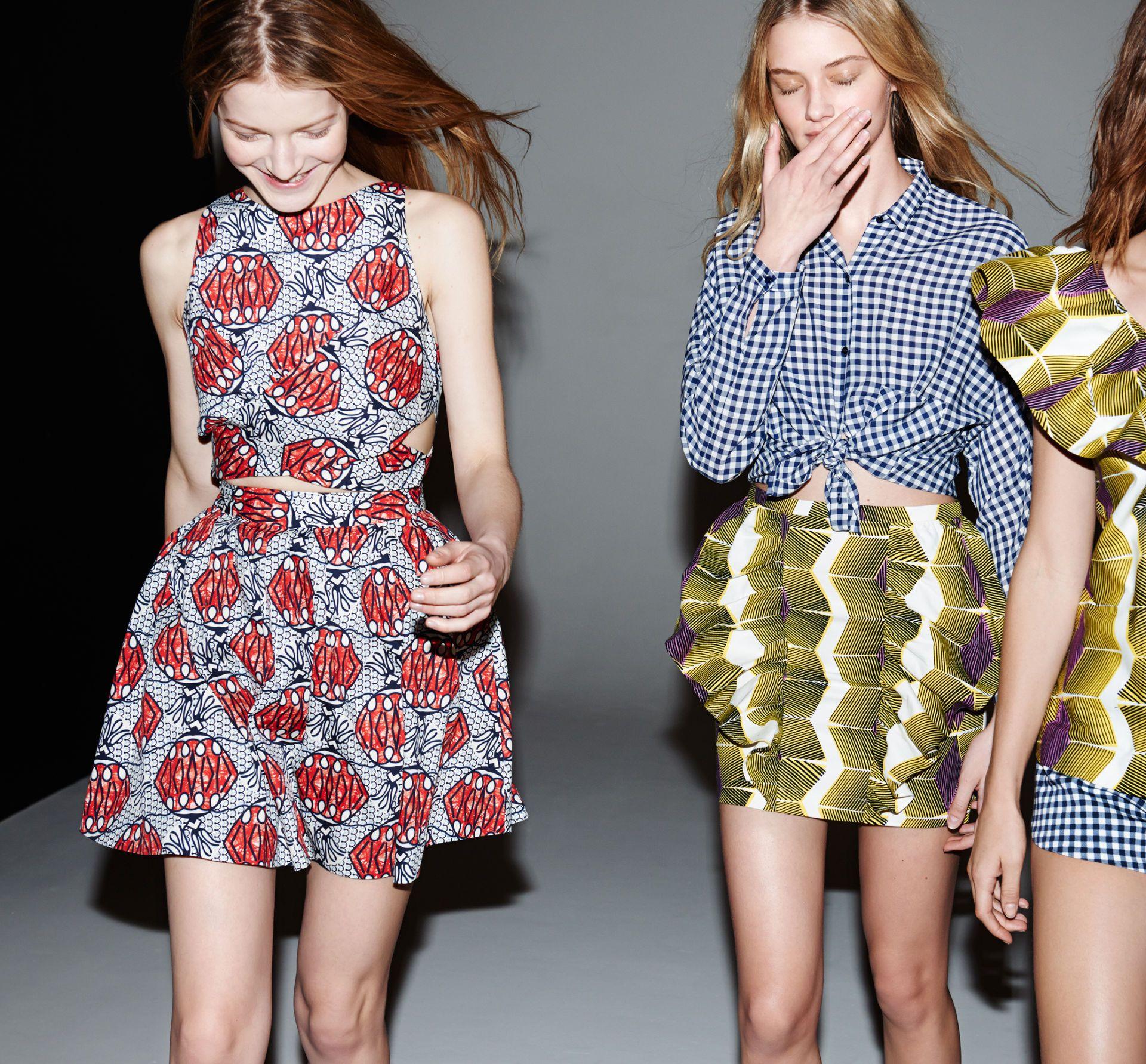 Renta de la oscar pre-fall collection, Wear you Would Sheerblocked heels?