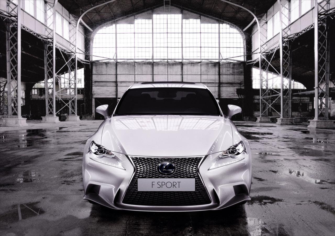 Lexus анонсировал 2014 IS F Sport Автомобиль, Фотографии