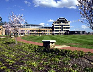 Kennesaw State University >> The Campus Green At Kennesaw State University In Kennesaw