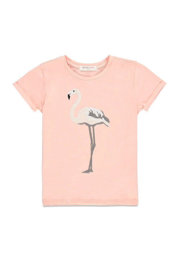 Stylish Flamingo A Great T-Shirt Comfortable