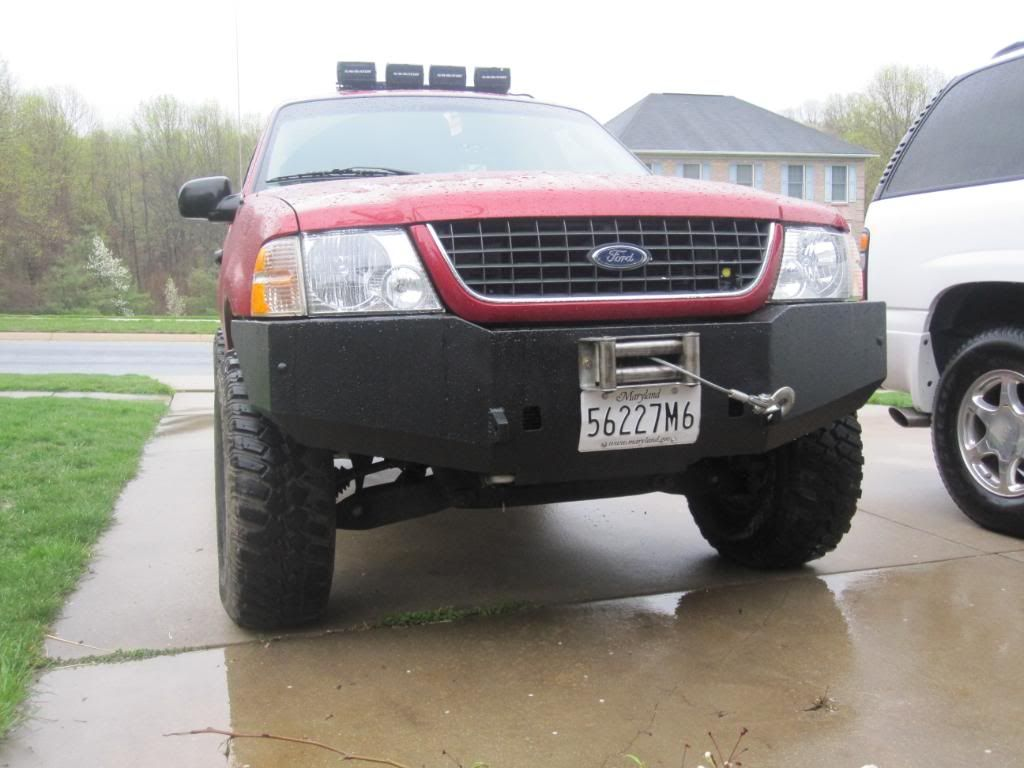 "Winch Bumper Ford Explorer and Ranger Forums ""Serious"