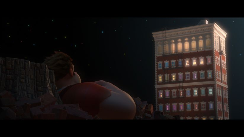 Wreck-It Ralph (2012)  US Disney 2013  Blu-ray Screenshot #3 / 50  (I-frame @ 0:03:58.905, #5728)