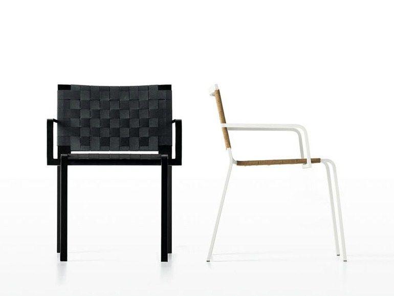 Kristalia Sedie ~ Rest sedia da giardino by kristalia design harry dining chairs