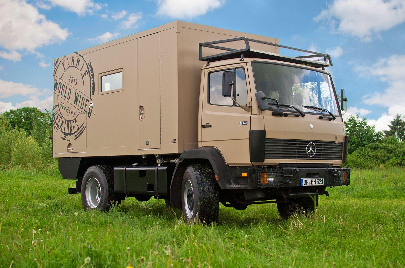 Expeditionsfahrzeuge Und Reisemobile Expeditionsfahrzeug Reisemobil Fernreisemobil