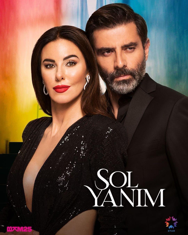 My Left Side Sol Yanim Tv Series Turkish Drama In 2021 Tv Series Turkish Actors Series
