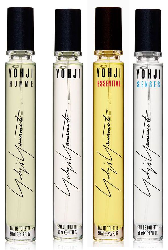 Get ready for a 90's Revival with Yohji Yamamoto's fragrance