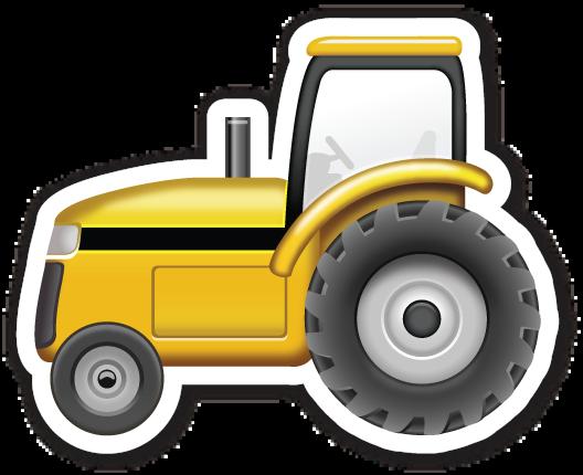 Tractor Festa De Caminhao Aniversario Da Construcao Topper