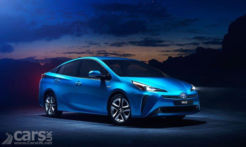 2019 Toyota Prius With Hybrid Awd I Revealed Toyota Hybrid