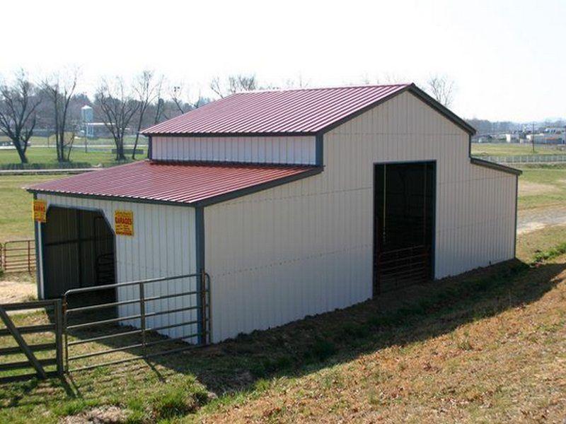 Turn a Carport Into a Barn Diy carport, Building a