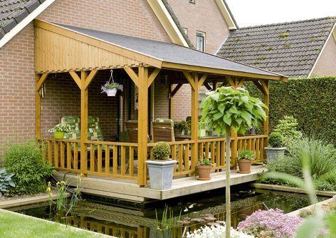 Lugarde leaning garden verandas terrase pinterest verandas lugarde leaning garden verandas workwithnaturefo