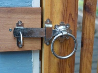 Astonishing Ring Type Gate Latch And Ring Type Gate Latch Gate