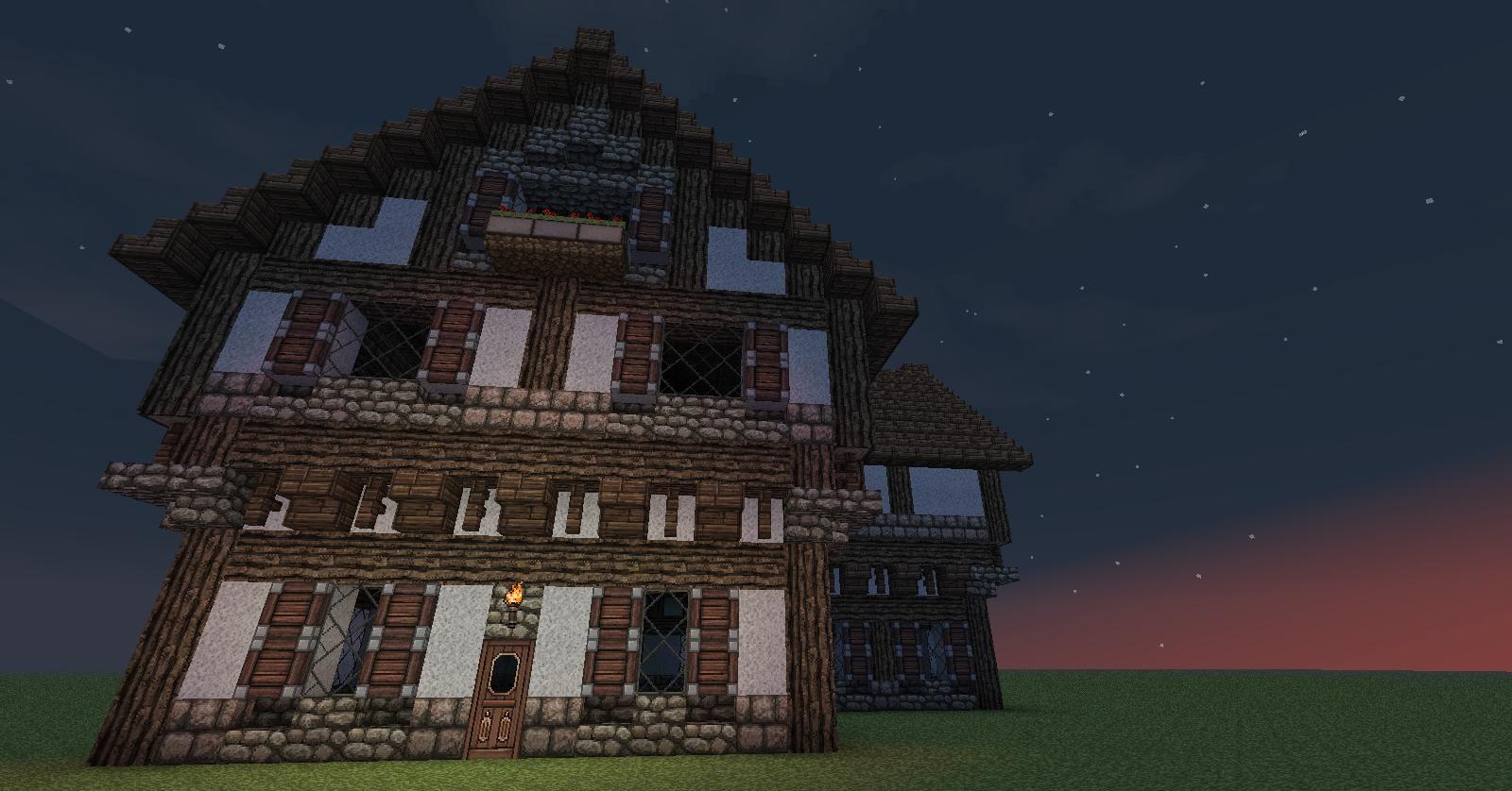 Minecraft Medieval House Interior Design Inspiration 21050