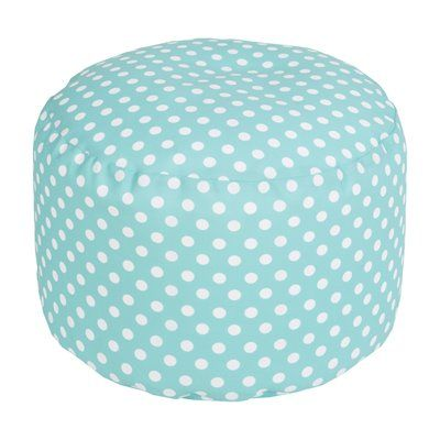 Surya POUF-293 Aquatic Outdoor Pouf Ottoman | *Chairs > Outdoor ...