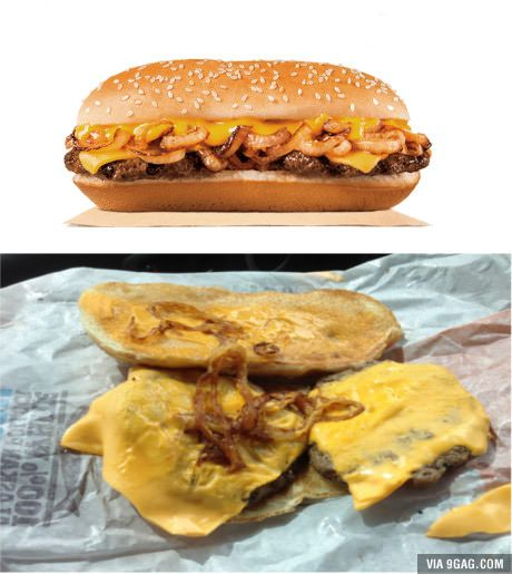 The Burger King Extra Long Philly Cheeseburger experience.