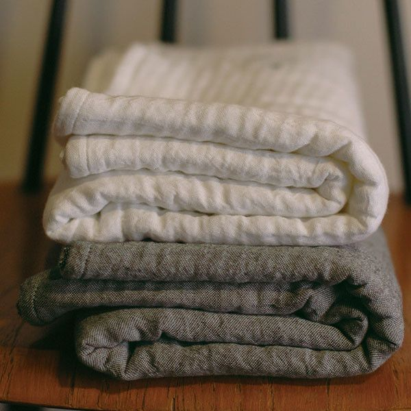 Japanese Linen Towel: Latest Additions To The Beautiful IMABARI Towel Collection