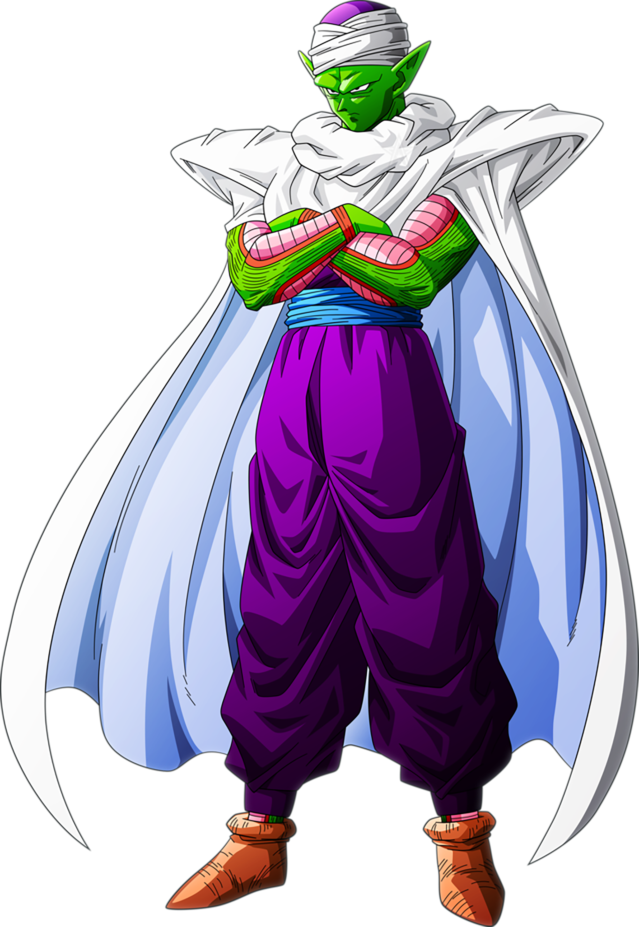 Dragon Ball Z Personnages : dragon, personnages, Sticker, 'Piccolo, Lilzer99, Dessin, Personnages, Dragon, Ball,, Personnage