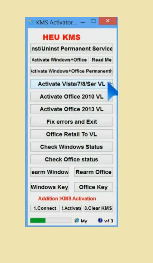Heu Kms Activator All Windows Version | MAC & Pc Software