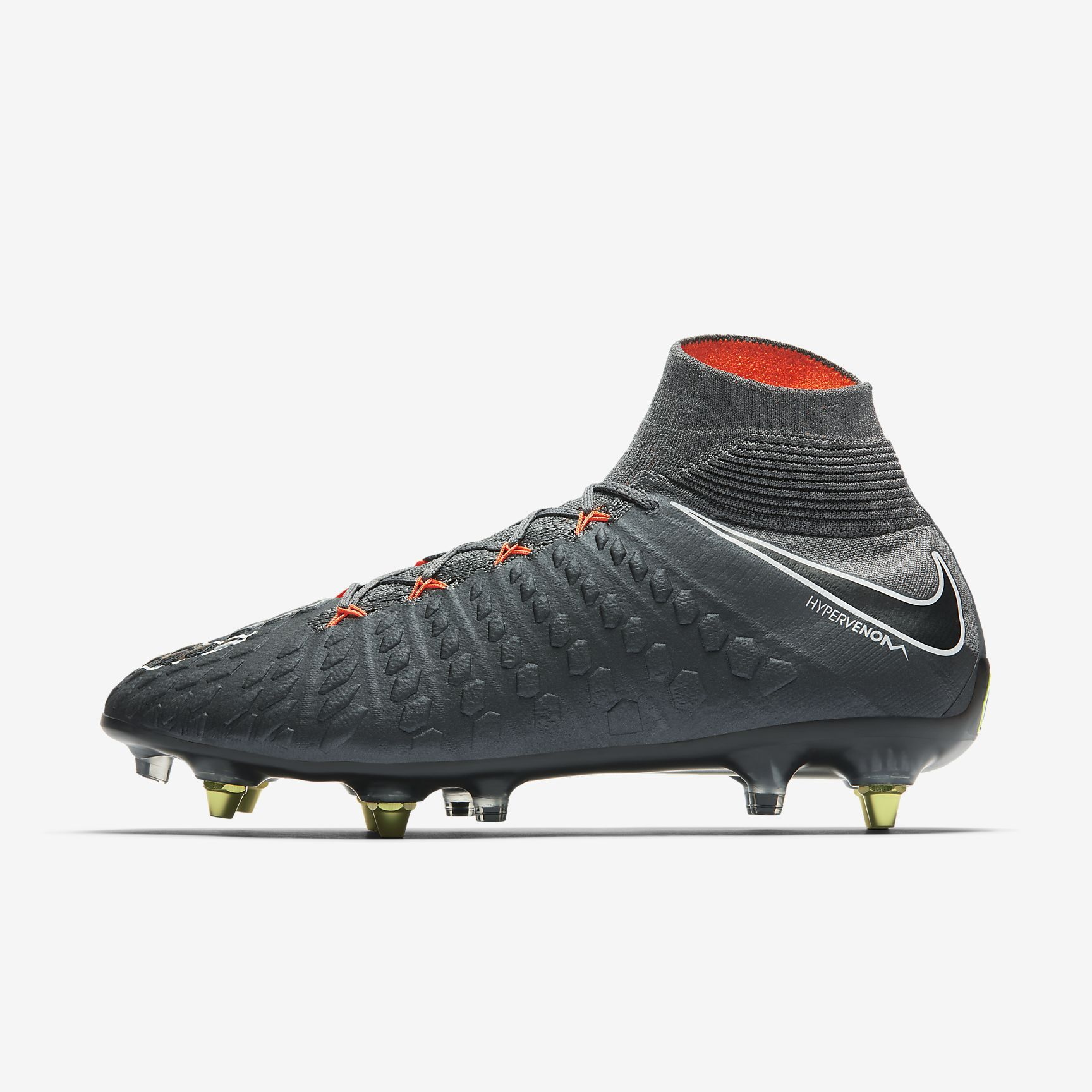 47f9a5f05370e0 Scarpa da calcio per terreni morbidi Nike Hypervenom Phantom III Elite Dynamic  Fit Anti-Clog SG-PRO