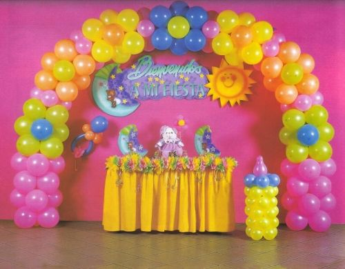 Decoracion De Babyshowers   Google Search · Flower BalloonsBalloon ArchBaby  Shower ...