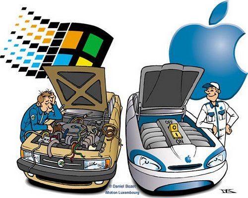 Apple Mac Vs Microsoft Windows Pc Is Over Business Insider Mac Vs Pc Internet Marketing Strategy Mac