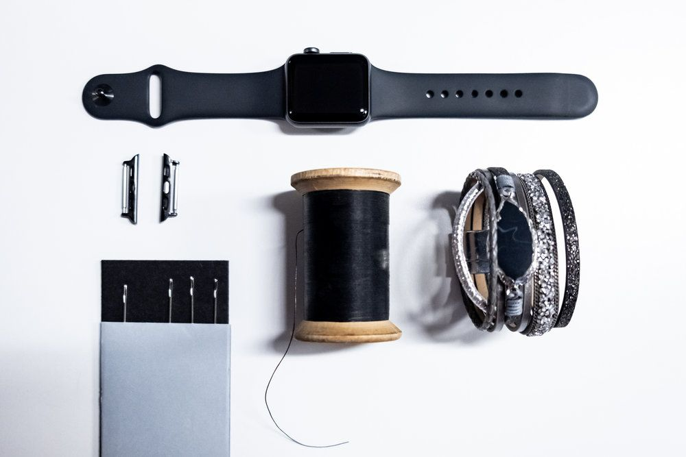 Make Your Own Apple Watch Band Apple Watch Bands Diy Watch Band