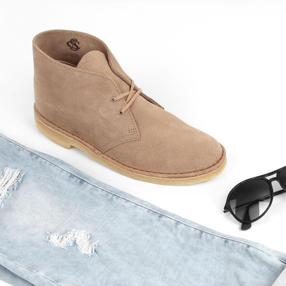 Chaussures Bureau Clarks Rouge Bureau Hommes SYDnMw
