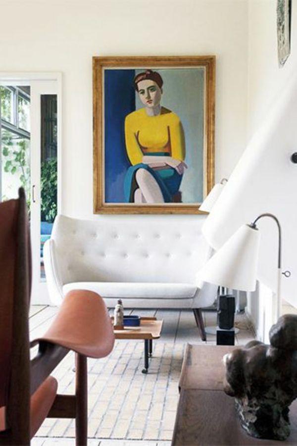 Weiß Couch Wohnzimmer Möbel Modern Trendy | Salas Para Home