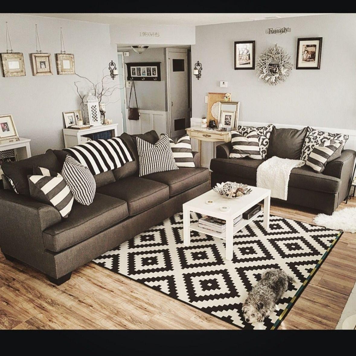 20++ Charcoal sofa living room ideas   LivingRoomReference
