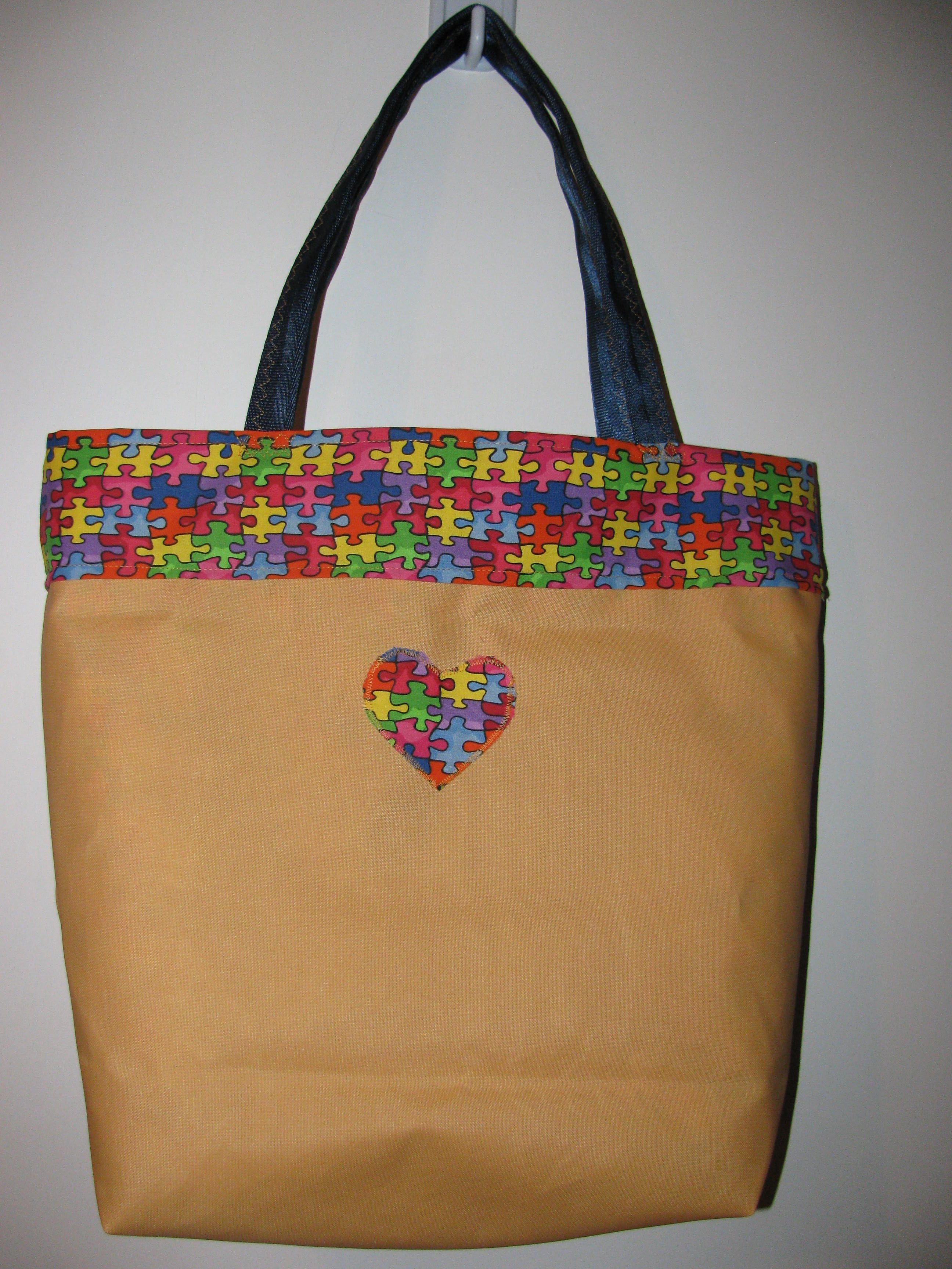 Tote Bag Made From Airbag And Seatbelt Fabric From S