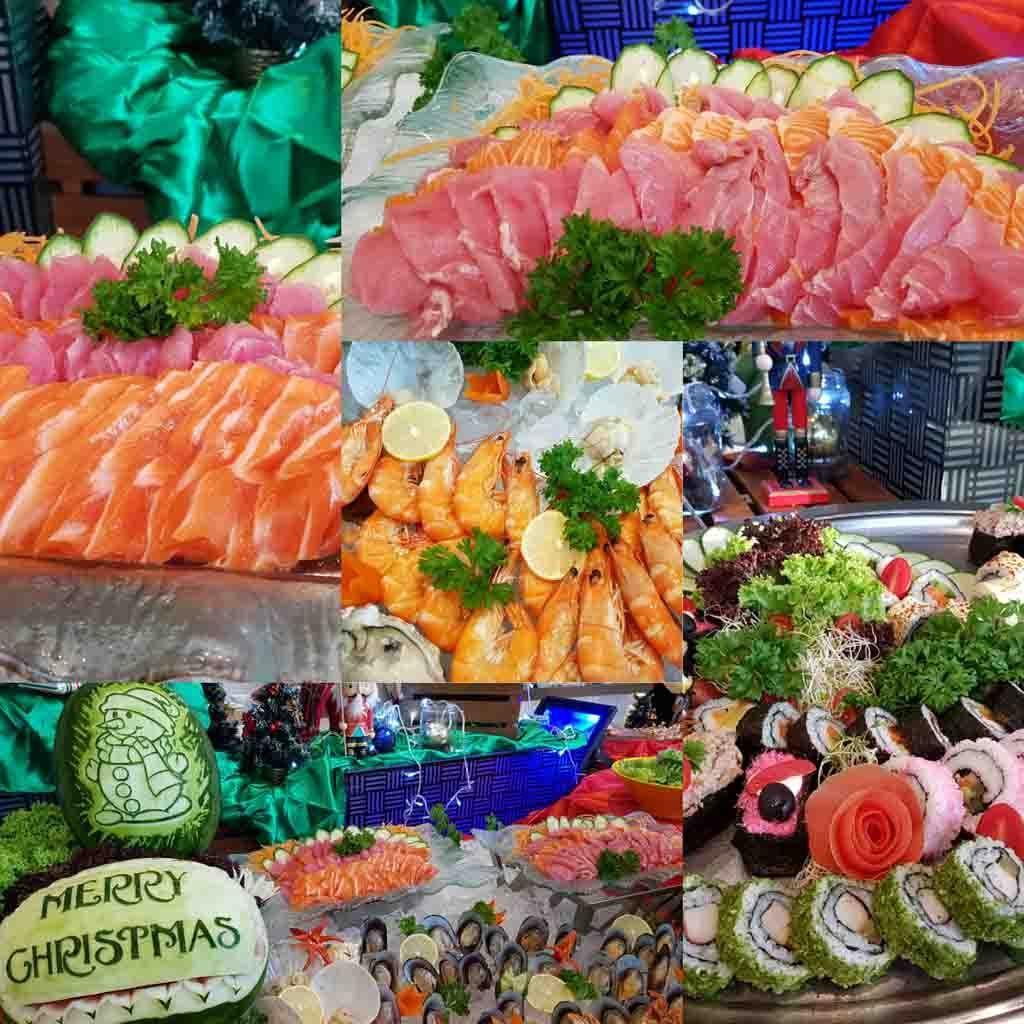 Eastin Hotel Penang Christmas Buffet 2018 Christmas Buffet Christmas Buffet Menu Buffet