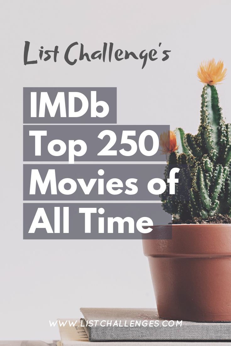 IMDb Top 250 Movies of All Time (2015 Update) in 2019 | Need