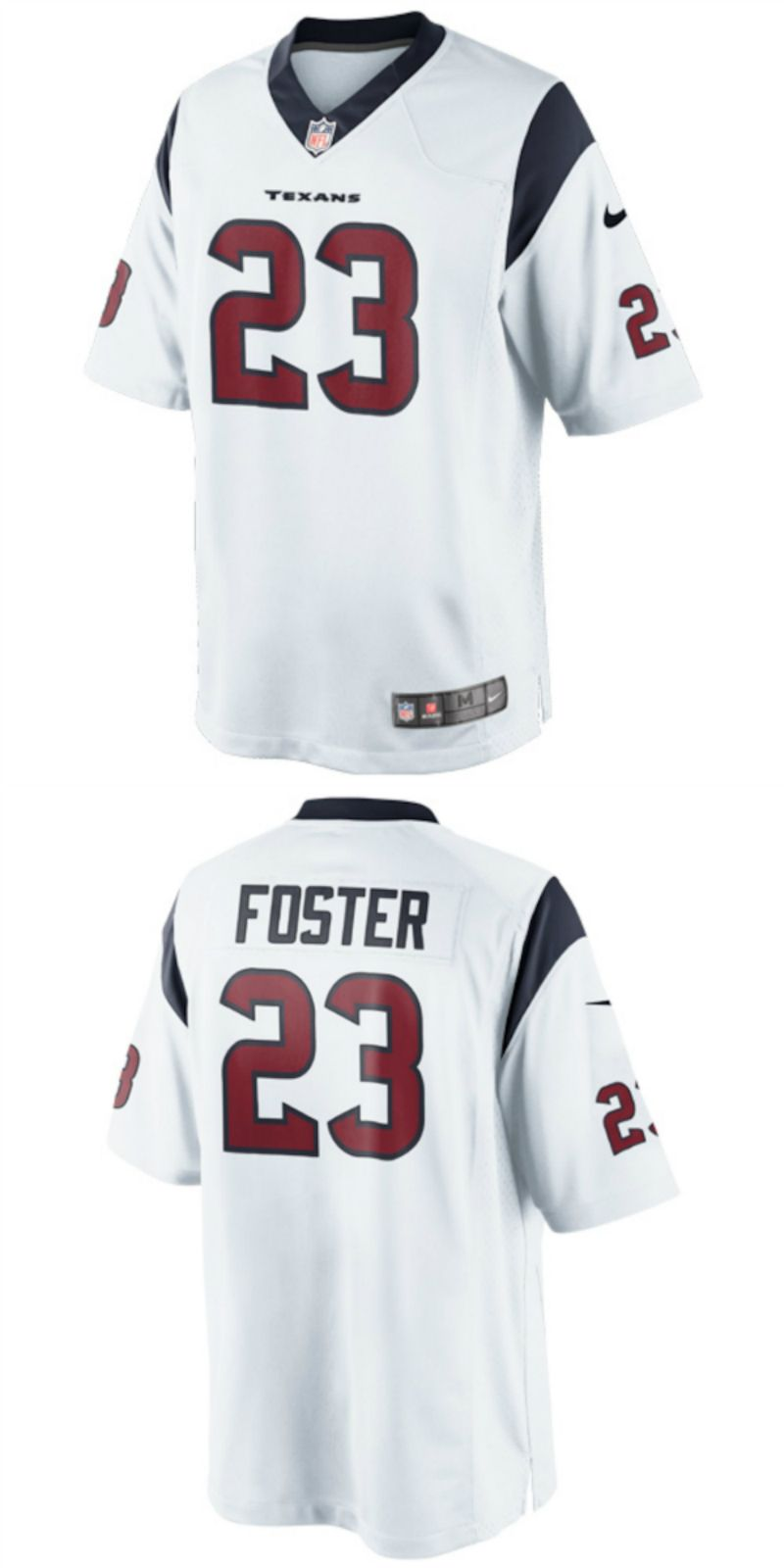 free shipping 5226f 2a351 UP TO 70% OFF. Arian Foster Houston Texans Nike Limited ...
