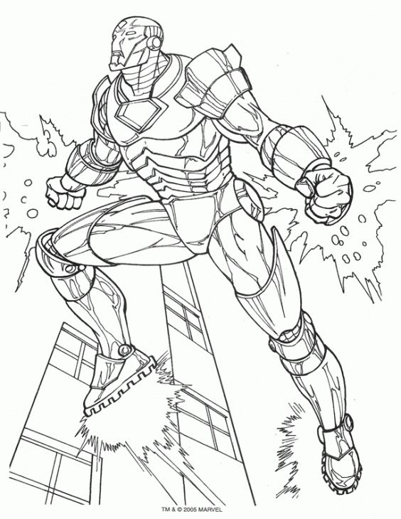 free ironman coloring pages enjoy coloring