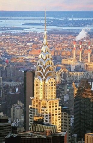 one of the best examples of art deco architecture chrysler