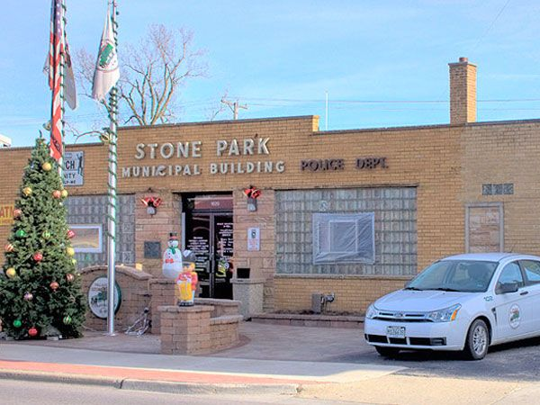 Stone Park Police >> Get Convicted Of Taking Bribes From The Mob In Exchange For
