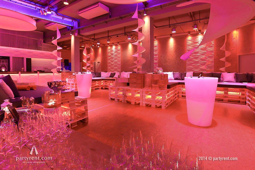 Das 20Nights - Pop-up-Restaurant in Saarbrücken