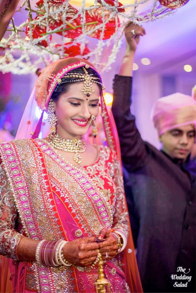 Indian Weddings Are Larger Than Life Celebration Which See Brides Flaunting Their Best Bridal Look Not All Same And Just So You Keep