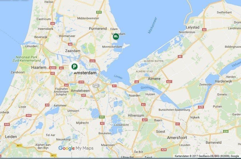Amsterdam Stellplatz Empfehlung Nahe Der Stadt Und Informationen
