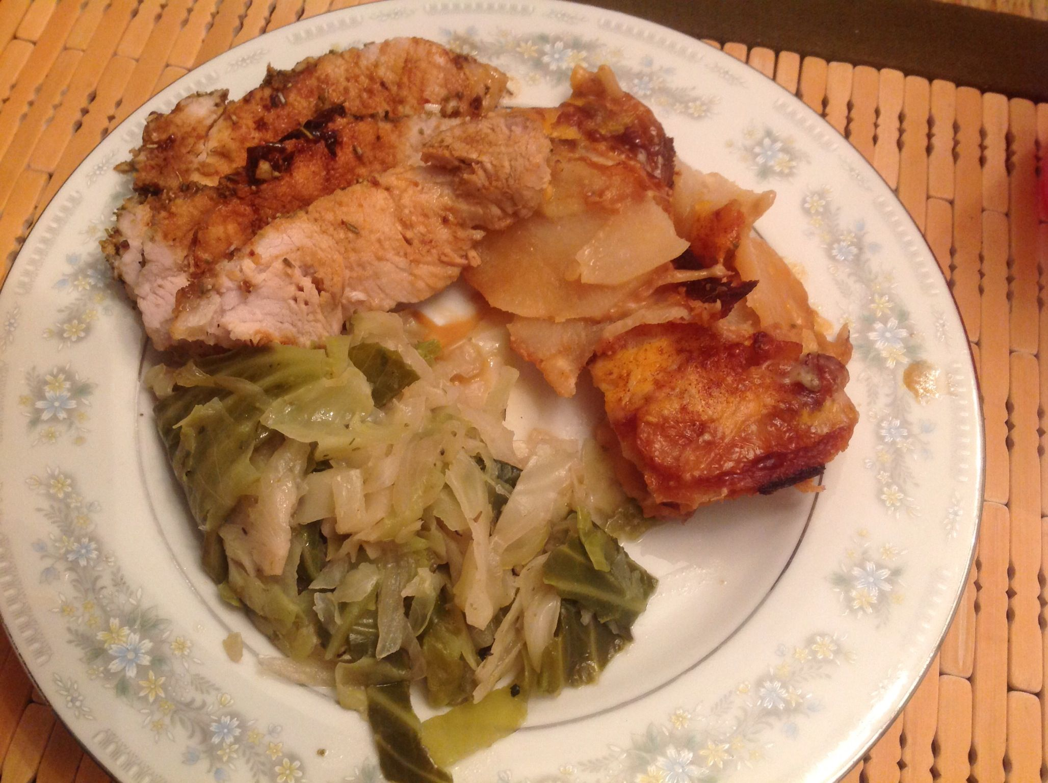 how to make southern style cabbage