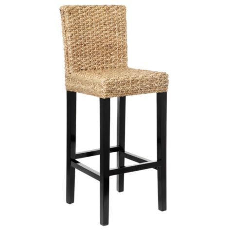 Hyacinth Bar Stool From Z Gallerie Also Dining Chairs And