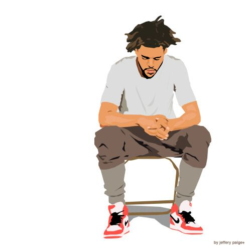 Pinterest Brittanyangg J Cole Art J Cole Hip Hop Art