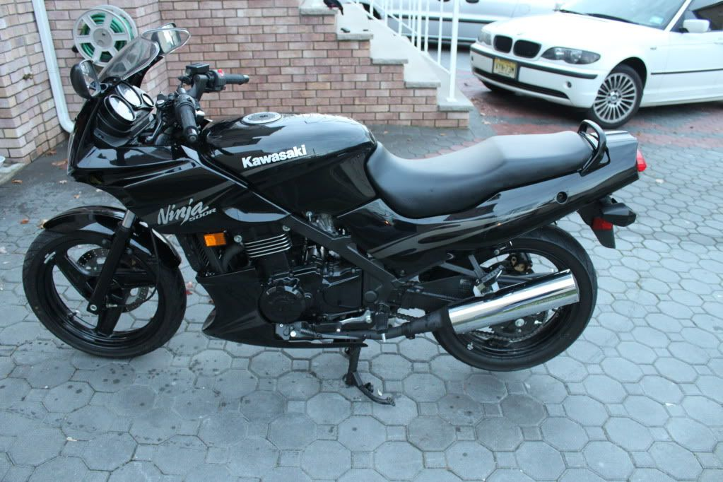 2009 kawasaki ninja 500r Excellent Beginner Bike | Muscle ...