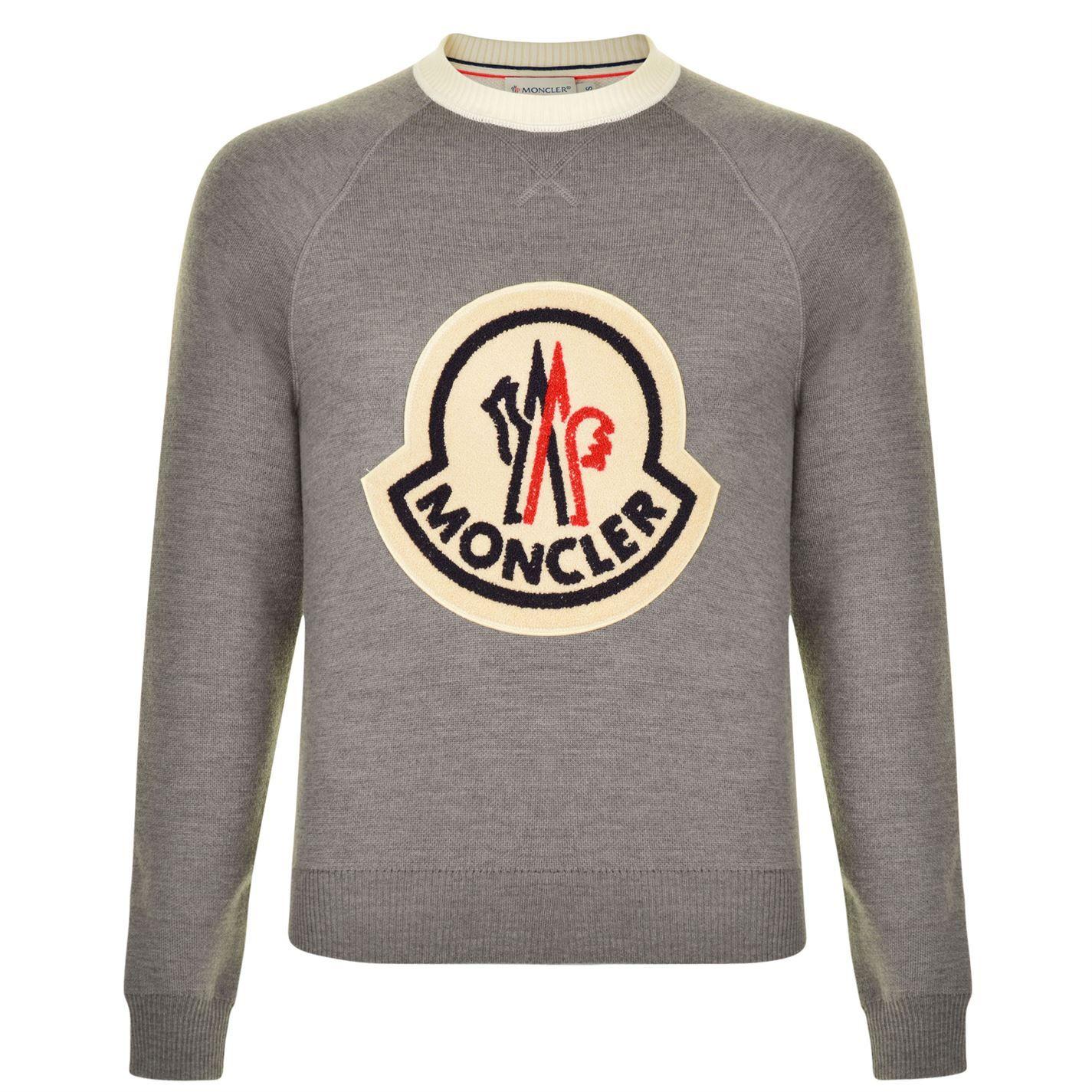 Moncler | x AMI Logo Jumper