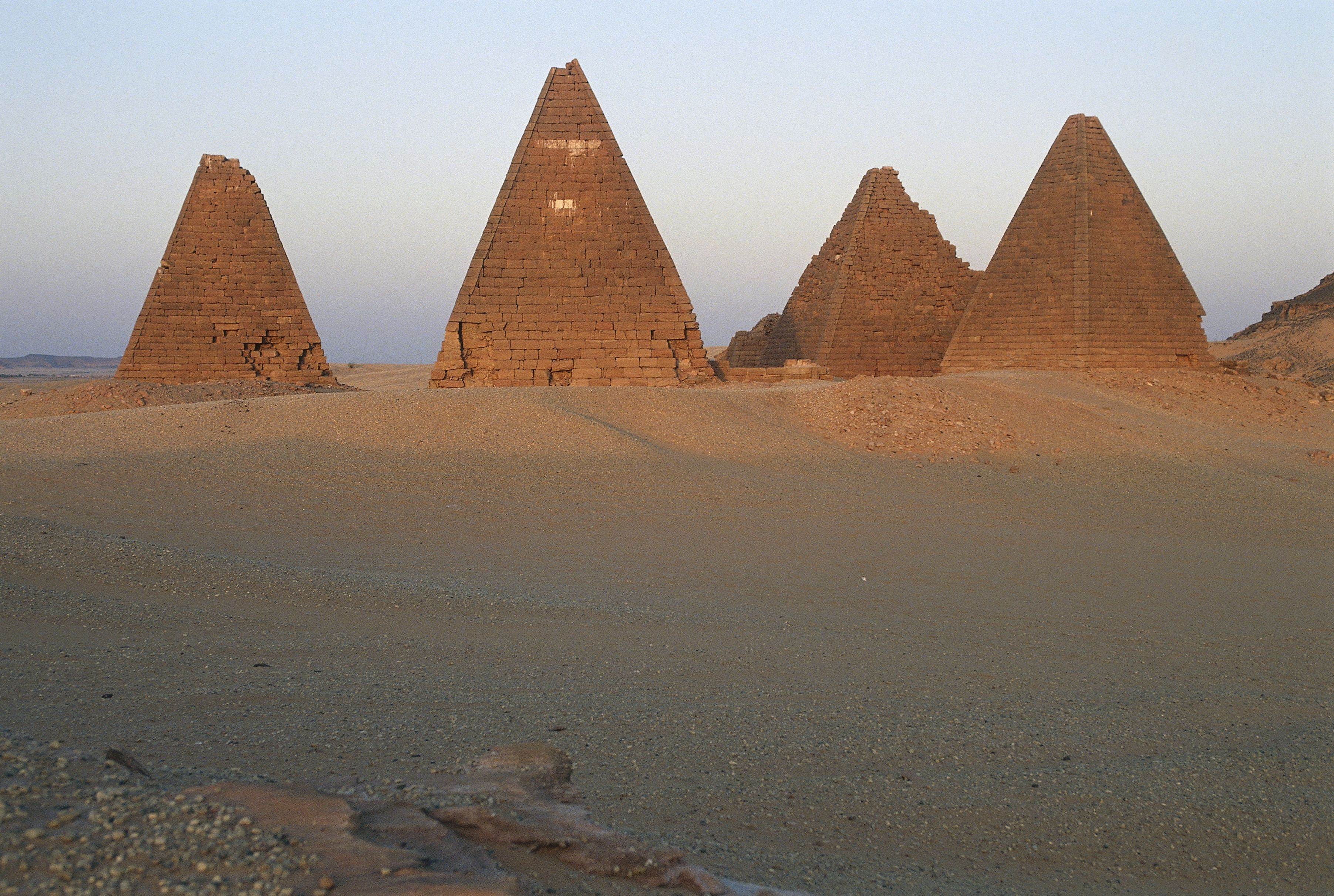 Gebel Barkal and the Sites of the Napatan Region: Meroe, Sudan