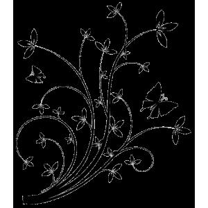 arabesque papillon tee shirt pinterest arabesque papillon et dessin. Black Bedroom Furniture Sets. Home Design Ideas