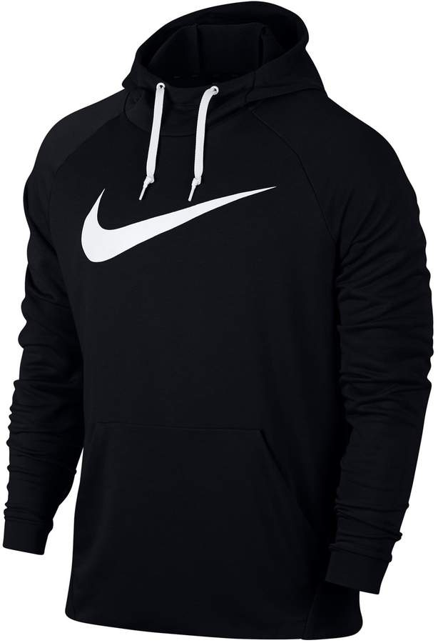 Nike Men's Pull Over Dri FIT Swoosh Hoodie | Nike clothes