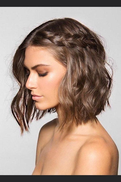 Zu Viele Verbindungen Schone Frisuren Kurze Haare Zopf Kurze Haare Geflochtene Frisuren