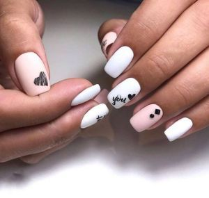 27 get the scoop on valentines nails simple before you're